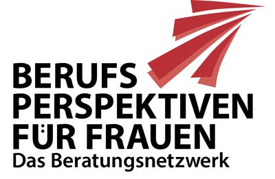 logo berufsperspektive für frauen