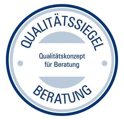 logo qualitätssiegel